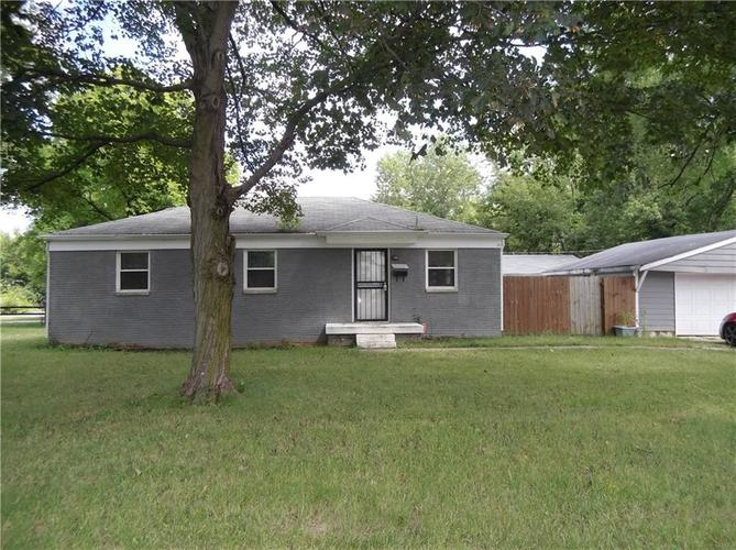 5402 E 42nd Street Indianapolis IN 46226 | MLS 21658833 | photo 1