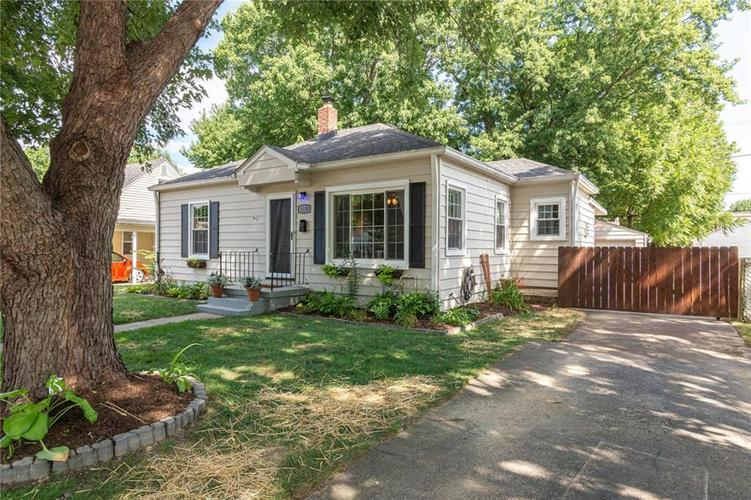 1250 ROOSEVELT Drive Noblesville, IN 46060 | MLS 21658906 | photo 1