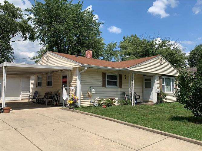 7326  Twin Beech Drive Indianapolis, IN 46226   MLS 21658938