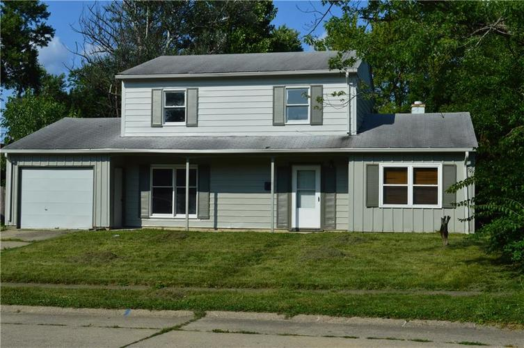 3721  Erin Drive Indianapolis, IN 46235 | MLS 21658982