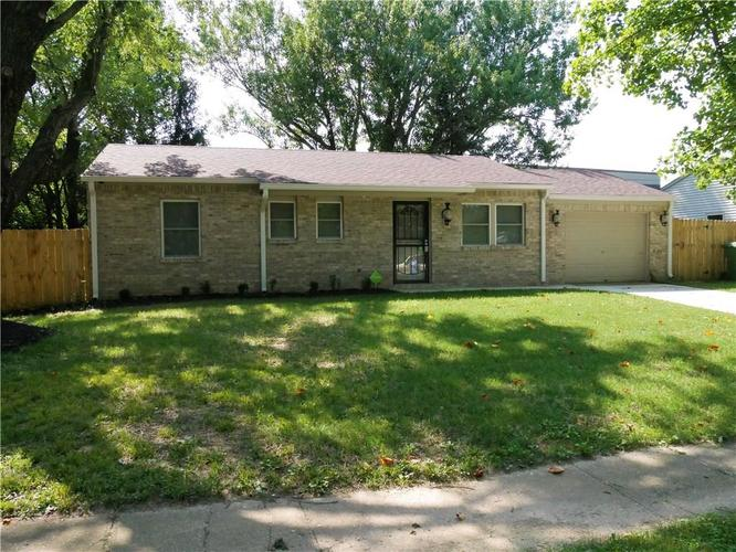 2514 N Routiers Avenue Indianapolis IN 46219 | MLS 21659030 | photo 1