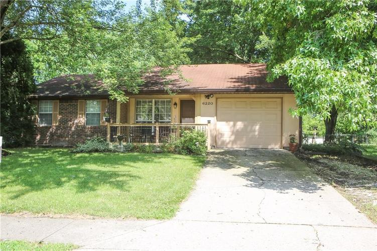 6220  Epperson Drive Indianapolis, IN 46221 | MLS 21659098