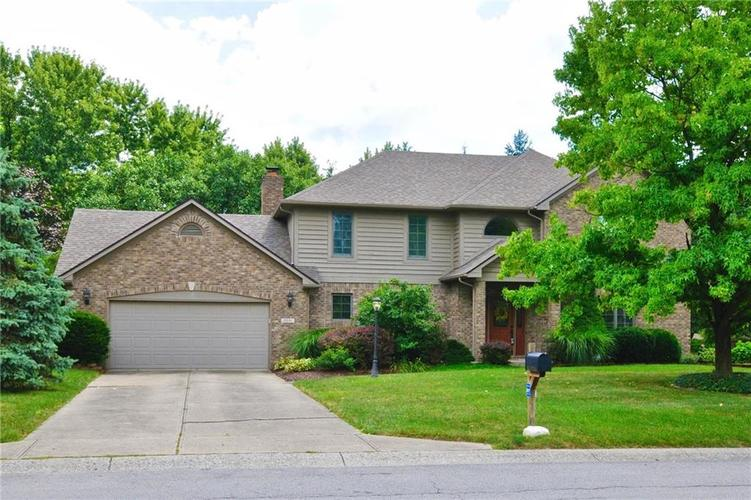 8661 Promontory Road Indianapolis, IN 46236   MLS 21659110   photo 1