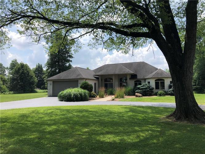 15581 W County Road 700  Gaston, IN 47342 | MLS 21659113