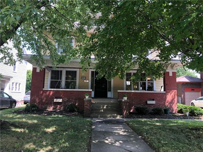 3857 N Pennsylvania Street Indianapolis, IN 46205 | MLS 21659121 | photo 1