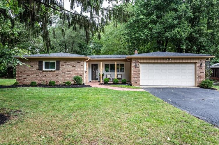 3932  Wyandotte Trail Indianapolis, IN 46240 | MLS 21659200
