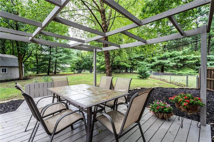 3932 Wyandotte Trail Indianapolis, IN 46240 | MLS 21659200 | photo 27