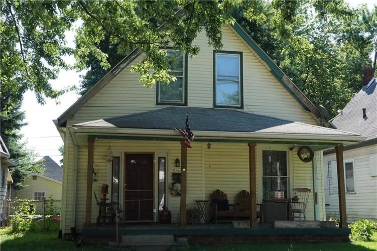 233 N Holmes Avenue Indianapolis, IN 46222 | MLS 21659215 | photo 1