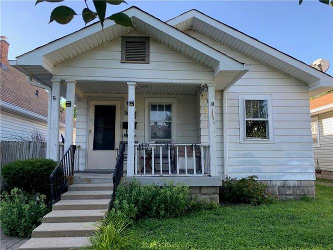 938 Albany Street Indianapolis, IN 46203 | MLS 21659241 | photo 1