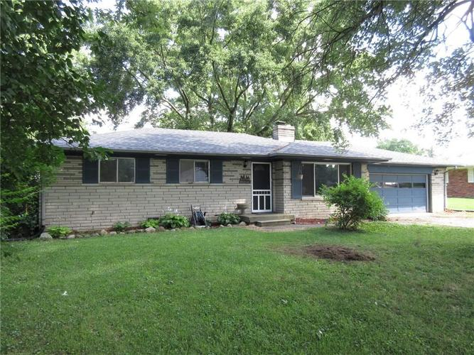 7525 S Sherman Drive Indianapolis, IN 46237 | MLS 21659247