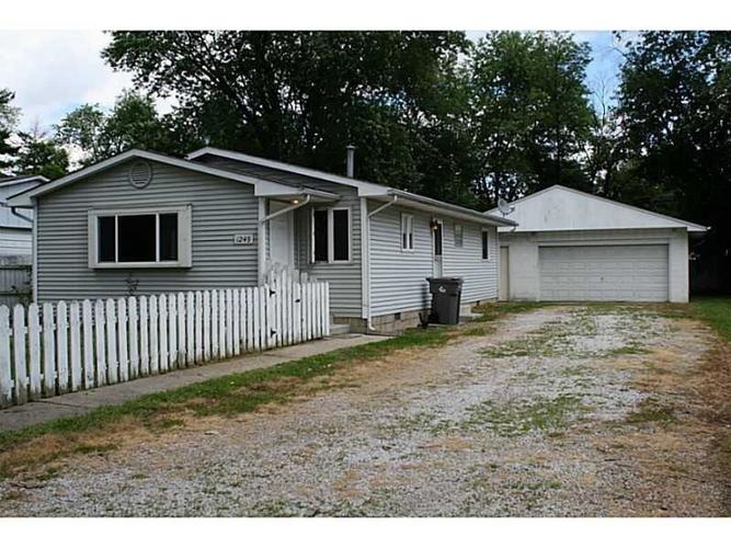1249 S DENNY Street Indianapolis, IN 46203 | MLS 21659301 | photo 1