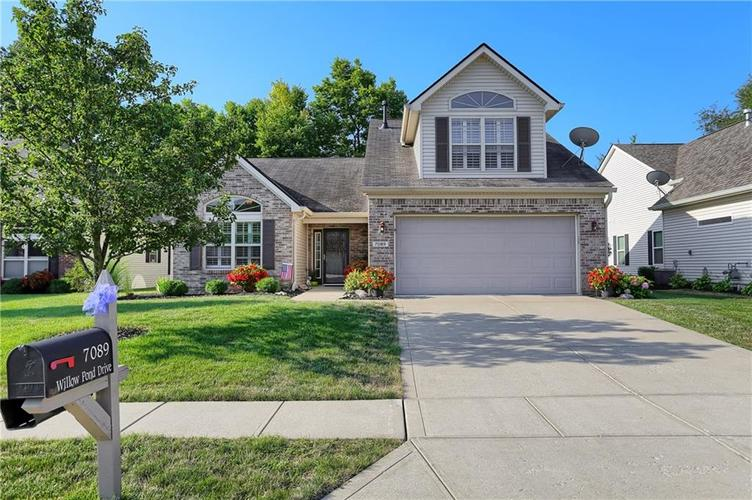 7089  WILLOW POND Drive Noblesville, IN 46062 | MLS 21659311