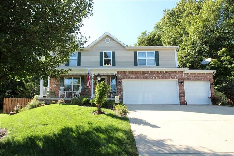 6220  MAPLE BRANCH Place Indianapolis, IN 46221   MLS 21659356