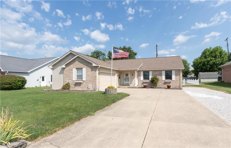 540 E Tilden Drive Brownsburg, IN 46112 | MLS 21659409