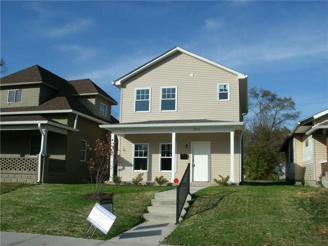 1250 W 25TH ST #0 Indianapolis, IN 46208 | MLS 21659508 | photo 1