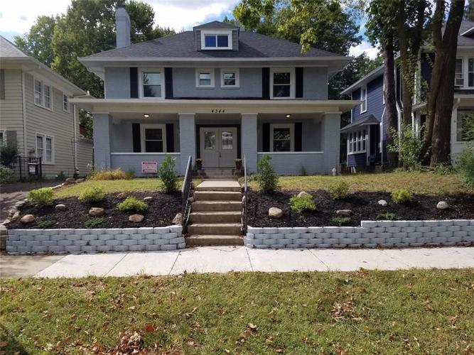 4344 N College Avenue Indianapolis, IN 46205 | MLS 21659524 | photo 1