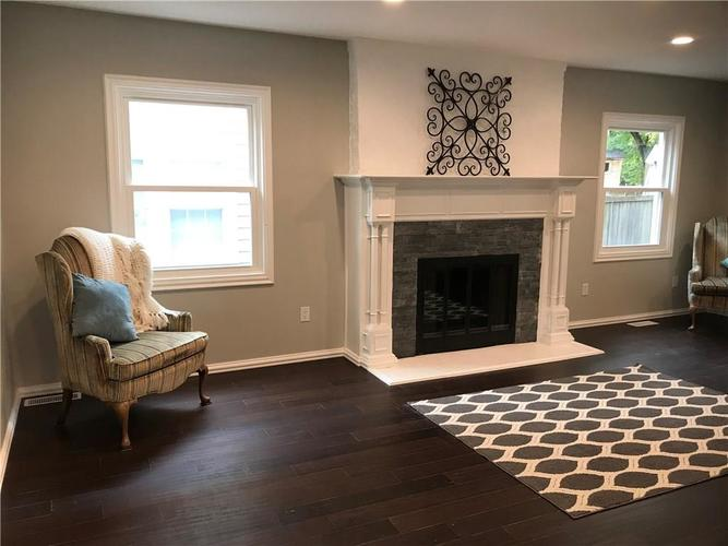 4344 N College Avenue Indianapolis, IN 46205 | MLS 21659524 | photo 16