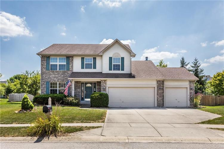12543  GEIST COVE Drive Indianapolis, IN 46236 | MLS 21659566
