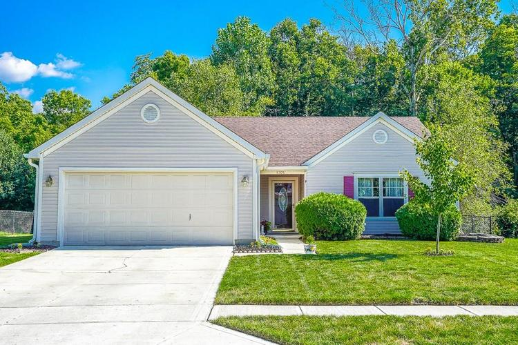 1705 Blankenship Drive Indianapolis, IN 46217   MLS 21659608   photo 1
