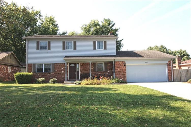 3017  Anniston Drive Indianapolis, IN 46227 | MLS 21659613