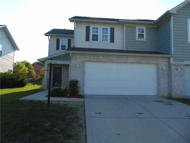 228  Clear Branch Drive Brownsburg, IN 46112 | MLS 21659764