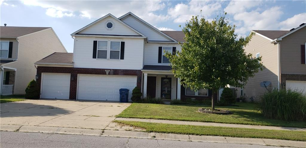 8406 Belle Union Drive Camby, IN 46113 | MLS 21659825 | photo 1