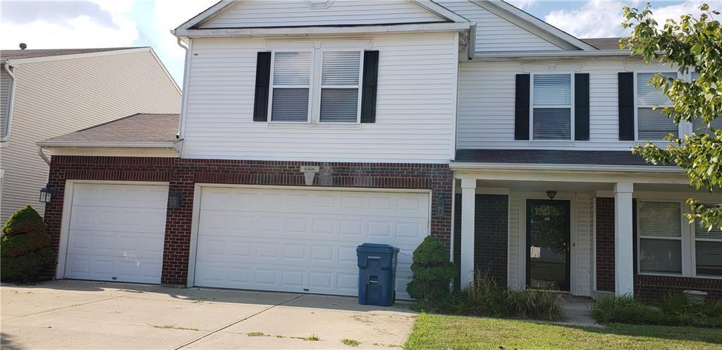 8406 Belle Union Drive Camby, IN 46113 | MLS 21659825 | photo 2