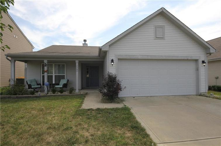 7705 Gold Rush Drive Camby, IN 46113 | MLS 21659850 | photo 1