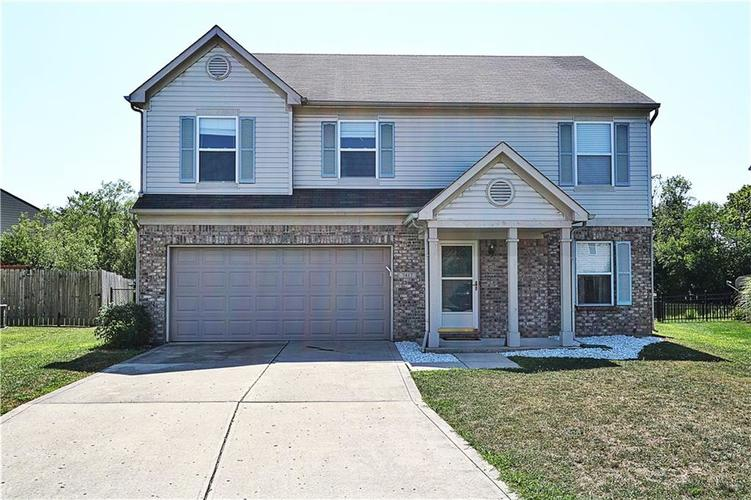 7417  REDCLIFF Road Indianapolis, IN 46256 | MLS 21659855