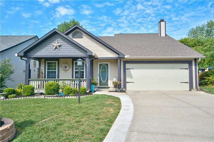 3538 Soaring Eagle Court Indianapolis IN 46214 | MLS 21659881 | photo 1