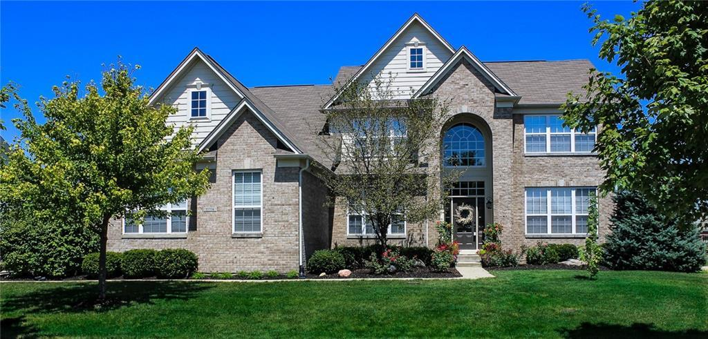 15356 Ackerley Drive Fishers, IN 46040   MLS 21659888   photo 1