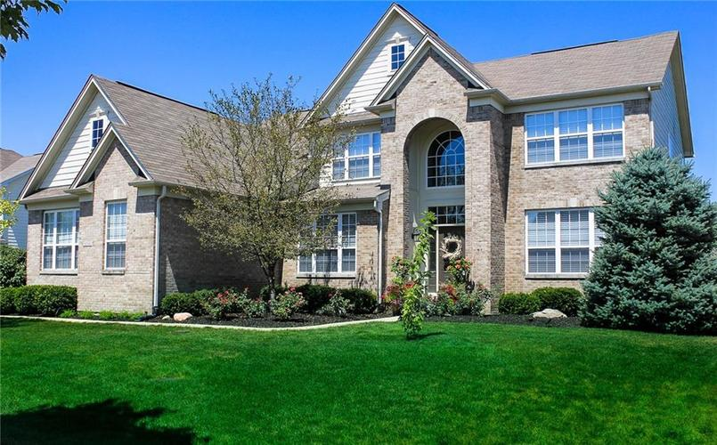 15356 Ackerley Drive Fishers, IN 46040   MLS 21659888   photo 2