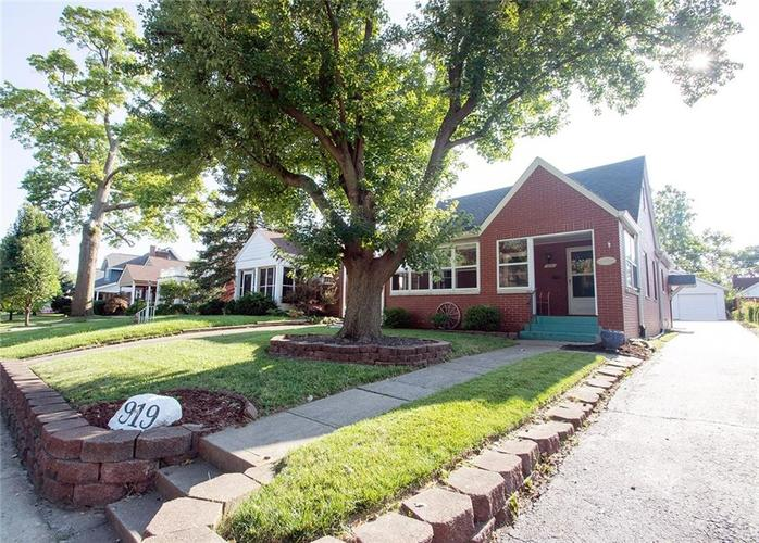 919 N RITTER Avenue Indianapolis IN 46219   MLS 21659911   photo 1