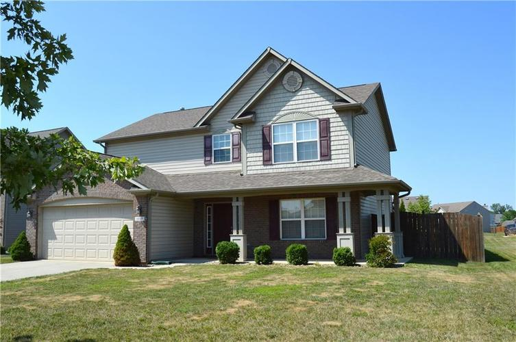 1012 SUPERNOVA Drive Franklin, IN 46131 | MLS 21659916 | photo 2