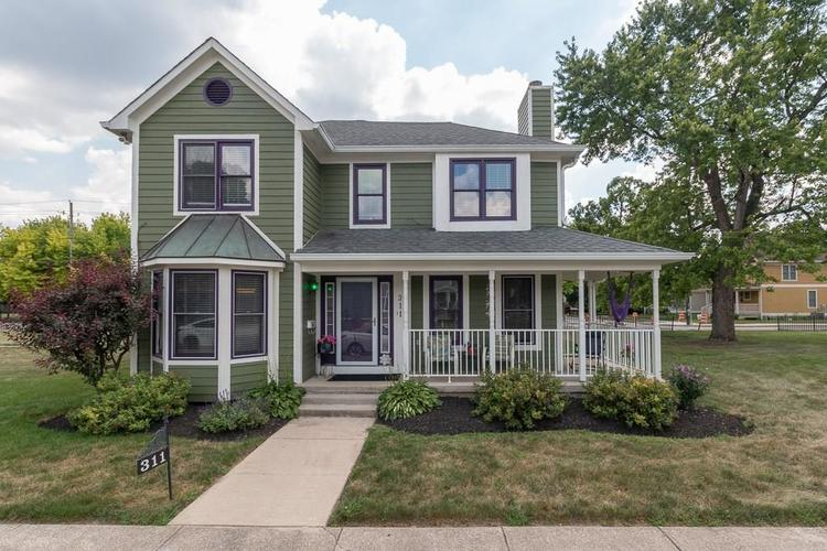 311  CITIZENS Place Indianapolis, IN 46205 | MLS 21659950