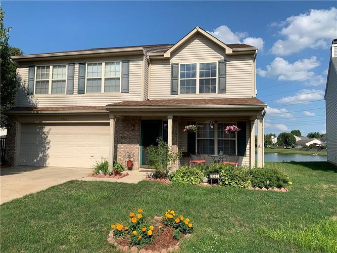 3325  Groveton Court Indianapolis, IN 46227 | MLS 21659960