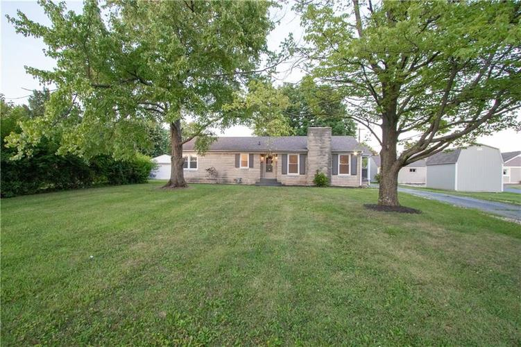 1053 N HARTMAN Drive Indianapolis, IN 46219 | MLS 21659995 | photo 27