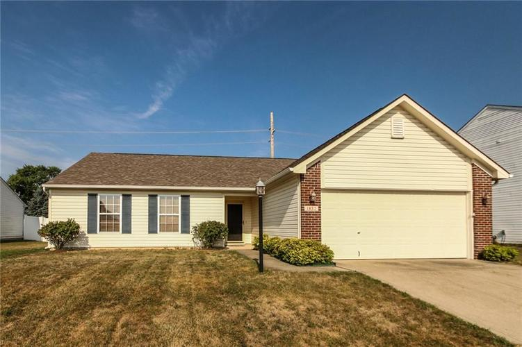 1832  HARVEST MEADOW Drive Greenwood, IN 46143 | MLS 21660067