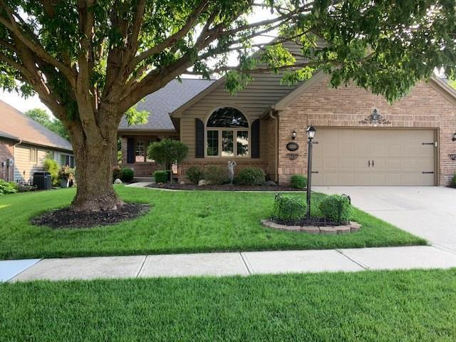 12031  Clubhouse Drive Fishers, IN 46038 | MLS 21660101