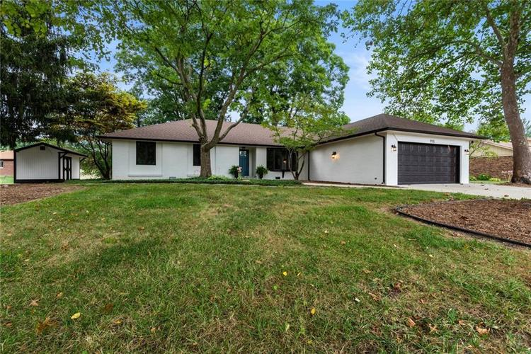 915  Monteray Road Greenwood, IN 46143 | MLS 21660151