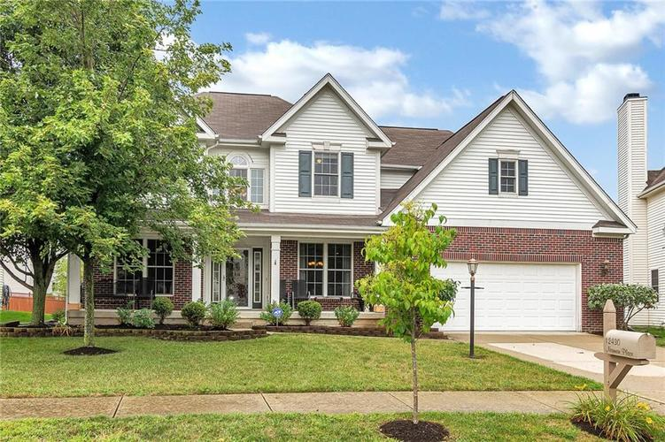 12430  Norman Place Fishers, IN 46037   MLS 21660192