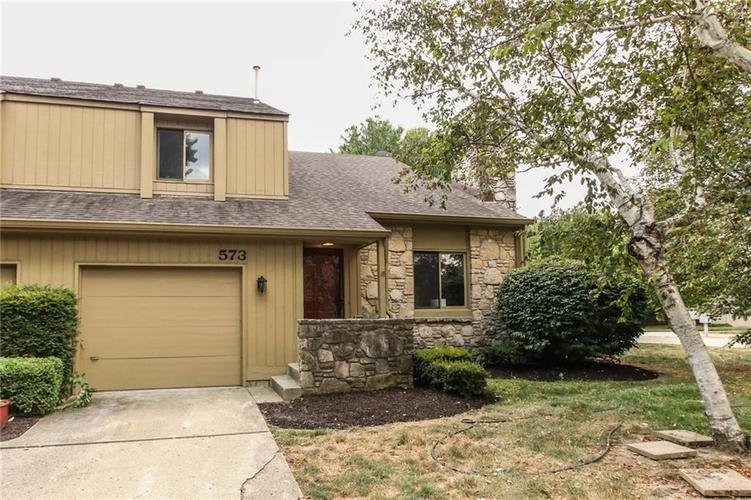 573 Conner Creek Drive Fishers, IN 46038 | MLS 21660197 | photo 1