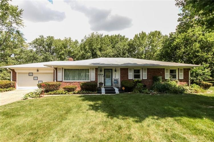 3320 W 61st Street Indianapolis, IN 46228 | MLS 21660270