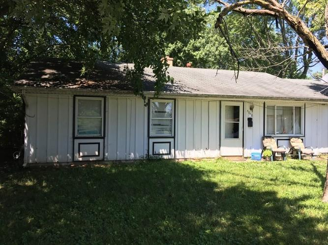 3808  STRATHMORE Drive Indianapolis, IN 46235 | MLS 21660311