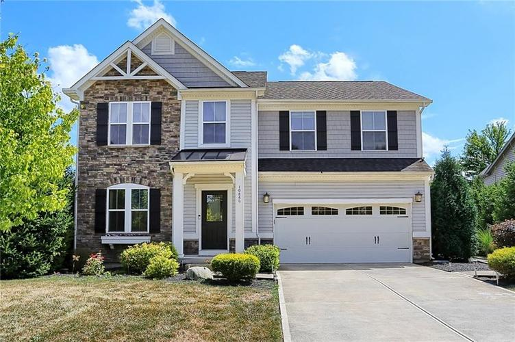 10859 Meadow Wing Court Noblesville, IN 46060   MLS 21660406   photo 1