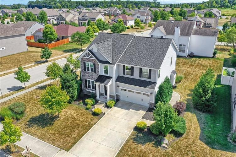 10859 Meadow Wing Court Noblesville, IN 46060   MLS 21660406   photo 41