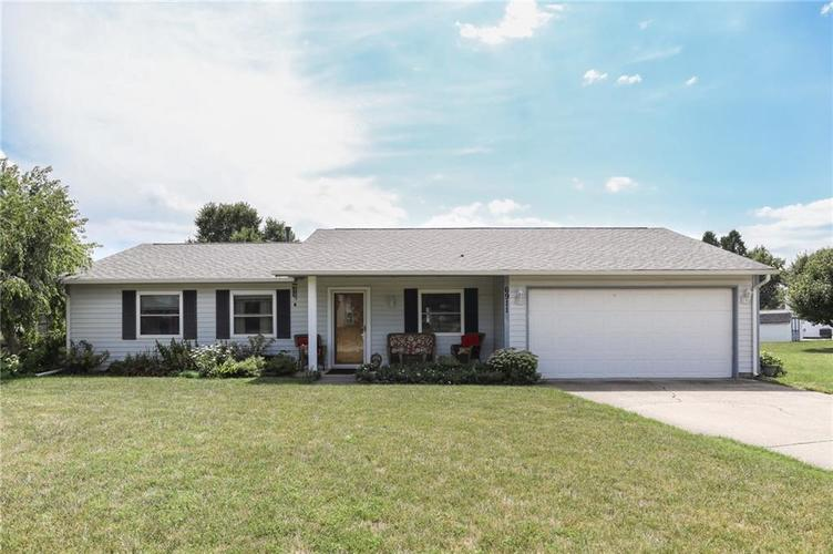6911  Turnberry Way Indianapolis, IN 46237 | MLS 21660417