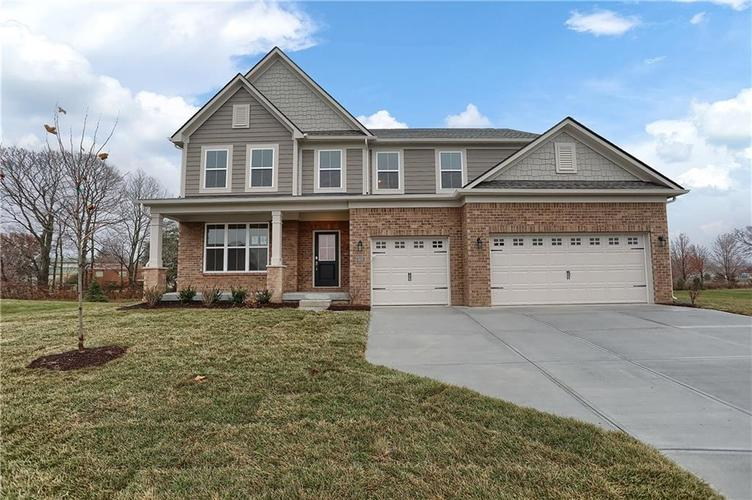 19170 Gillcrest Drive Noblesville, IN 46062   MLS 21660469   photo 1