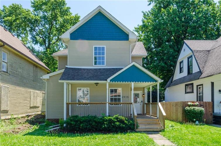 2915  Guilford Avenue Indianapolis, IN 46205 | MLS 21660477