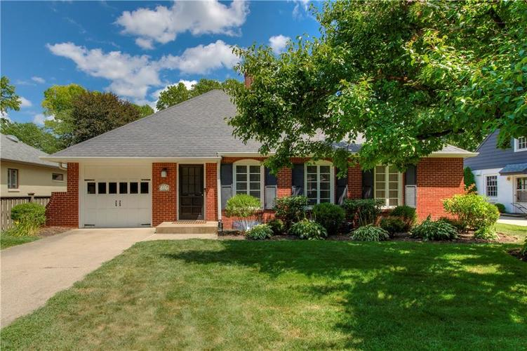 7021  WARWICK Road Indianapolis, IN 46220 | MLS 21660528